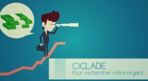 Avec CICLADE, comment se faire restituer l'argent d'un compte inactif
