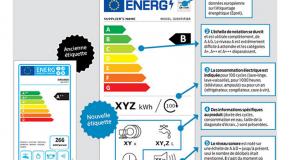 Le 1er mars : la nouvelle étiquette énergétique voit le jour